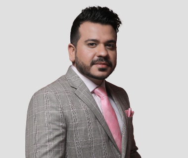 Mr Gautam Chhabra a healthcare management professional with over a decade of experience (14 years). He is the youngest healthcare entrepreneur.