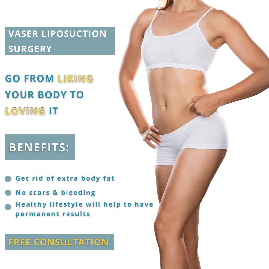 Benefits of Vaser Liposuction